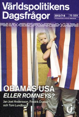Obamas USA eller Romneys?