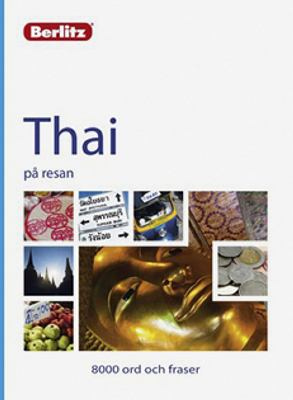 Thai på resan