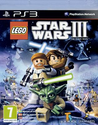 Lego Star wars III [Elektronisk resurs] : the clone wars