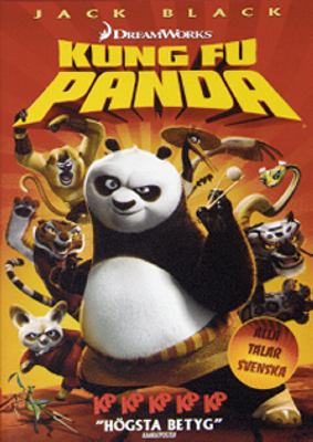 Kung Fu Panda [Videoupptagning] / directed by John Stevenson, Mark Osborne ; produced by Melissa Cobb ; screenplay by Jonathan Aibel & Glenn Berger ; story by Ethan Reiff & Cyrus Voris