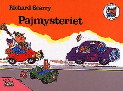 Pajmysteriet / Richard Scarry ; svensk text: Gallie Eng