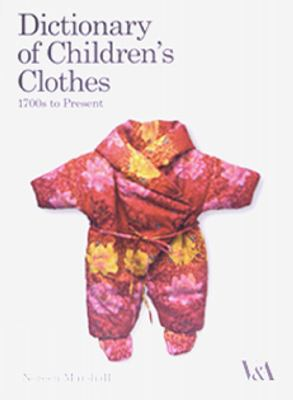 Dictionary of children's clothes
