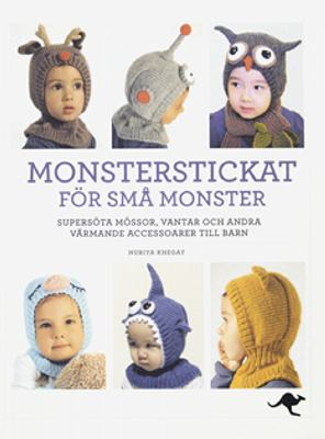 Monsterstickat för små monster