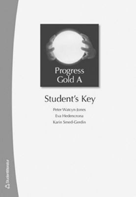 Progress gold: A. : Student's key