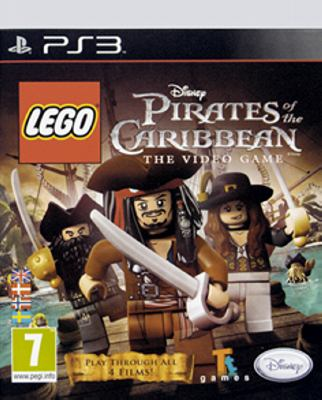 Lego Pirates of the Caribbean [Elektronisk resurs] : the video game