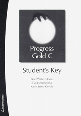 Progress gold: C. : Student's key / Peter Watcyn-Jones ...