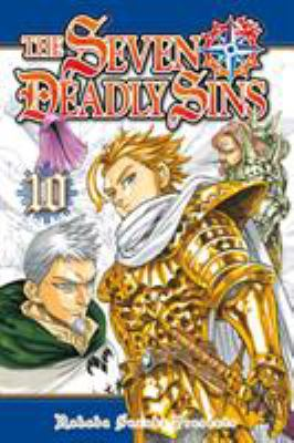 The seven deadly sins: Vol. 10