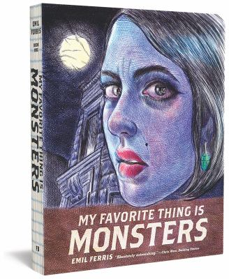 My favorite thing is monsters: Book 1