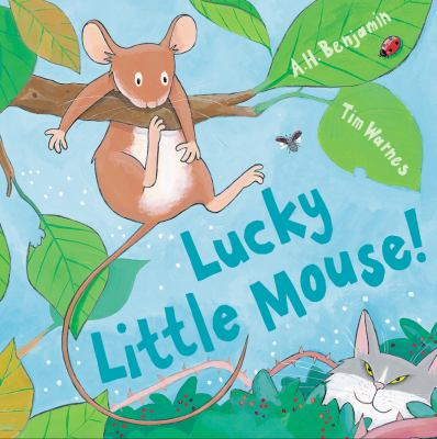 Lucky Little Mouse! / by A. H. Benjamin ; illustrated by Tim Warnes