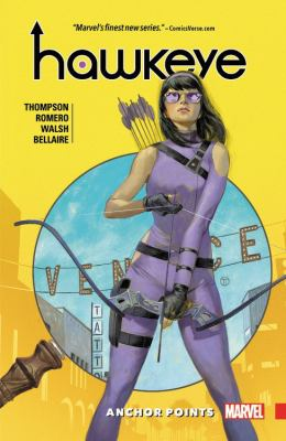 Hawkeye - [Kate Bishop]: Vol. 1, Anchor points