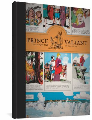 Prince Valiant: Vol. 6, 1947-1948