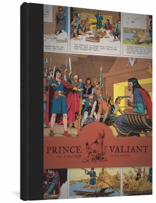 Prince Valiant: Vol. 1, 1937-1938