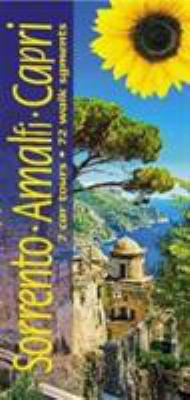 Landscapes of Sorrento, Amalfi and Capri : a countryside guide : [7 car tours, 72 walk segments] / Julian Tippett