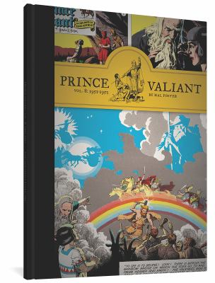 Prince Valiant: Vol. 18, 1951-1952