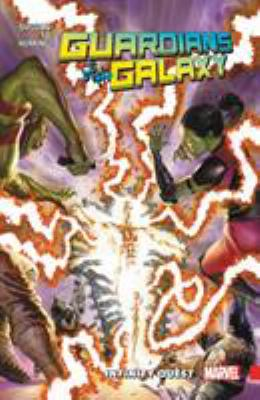 All-new Guardians of the galaxy - Infinity quest