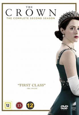 The Crown [Videoupptagning] / created by Peter Morgan. Season 2