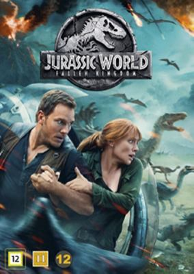 Jurassic World - Fallen kingdom [Videoupptagning] / directed by J. A. Bayona ; written by Derek Connolly & Colin Trevorrow ; produced by Frank Marshall ...