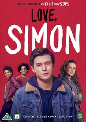 Love, Simon [Videoupptagning] / produced by Wyck Godfrey ... ; screenplay by Elizabeth Berger & Isaac Aptaker ; directed by Greg Berlanti.