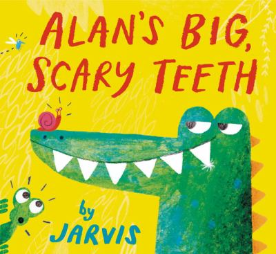 Alan's big, scary teeth / by Jarvis.
