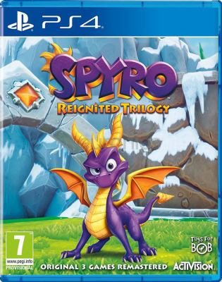 Spyro - reignited trilogy