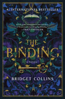 The binding / Bridget Collins.