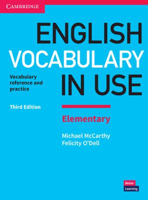 English vocabulary in use: Elementary /