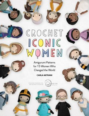 Crochet iconic women