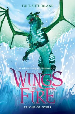 Wings of fire: Book 9, Talons of power